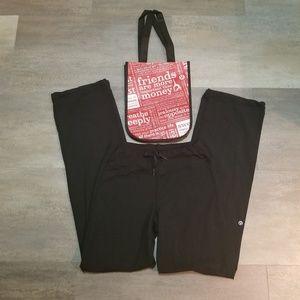 Lululemon Pants With Bag Size 6